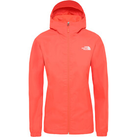 The North Face Quest Kurtka Kobiety, radiant orange
